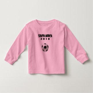 South Africa female Junior Soccer T-Shirt