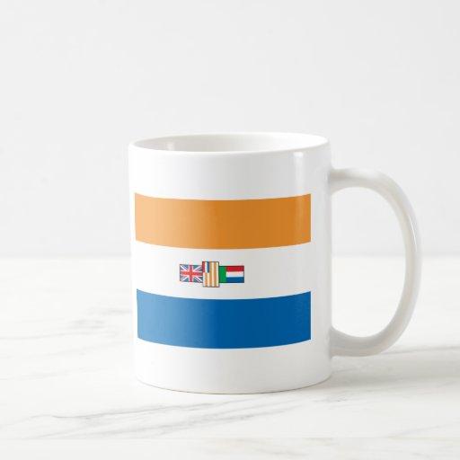 South Africa Flag 1928 Coffee Mug