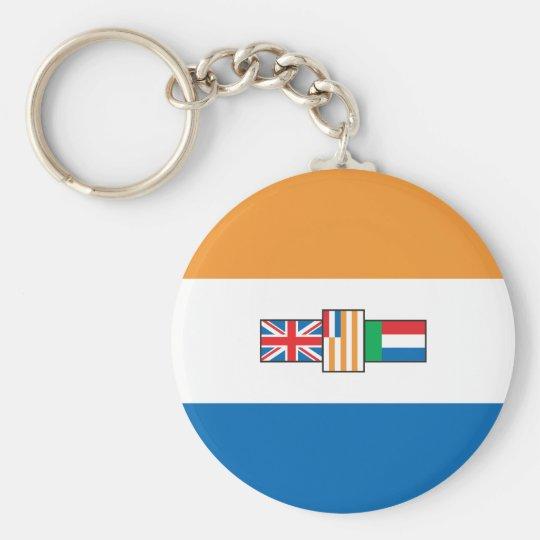 South Africa Flag 1928 Keychain