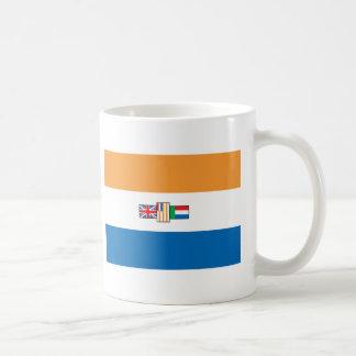South Africa Flag 1928 Classic White Coffee Mug