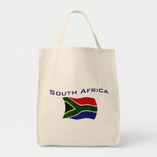 South Africa Flag 1 Canvas Bag