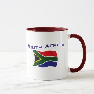 South Africa Flag 1 Mug