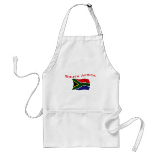 South Africa Flag 2 Aprons