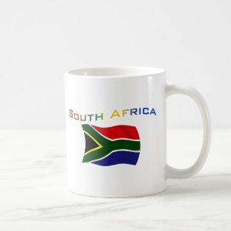 South Africa Flag 3 Coffee Mug