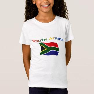 South Africa Flag 3 T-Shirt