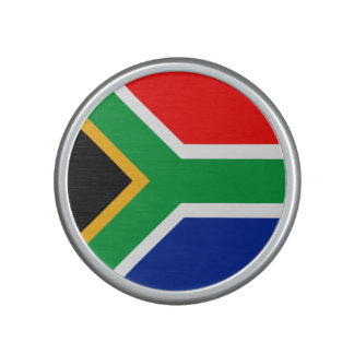 South Africa Flag Bluetooth Speaker