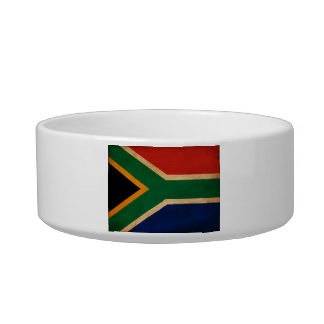 South Africa Flag Bowl
