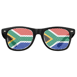 South Africa Flag Glasses Wayfarer Sunglasses