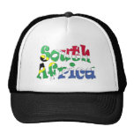 South Africa Flag Hat Hat