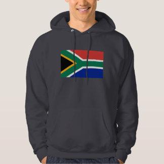 South Africa Flag Hoodies