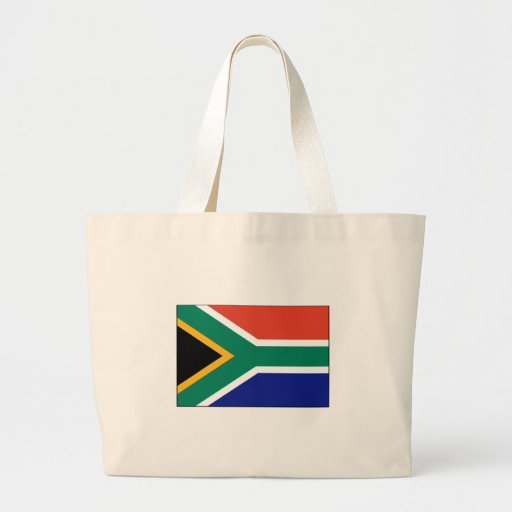 South Africa FLAG International Tote Bags