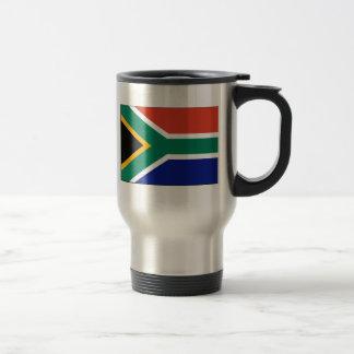 South Africa FLAG International Travel Mug