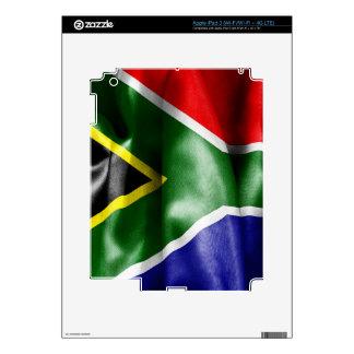South Africa Flag iPad 3 Skin