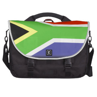 South Africa Flag Laptop Bag