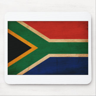 South Africa Flag Mouse Pad