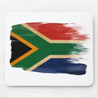 South Africa Flag Mousepads