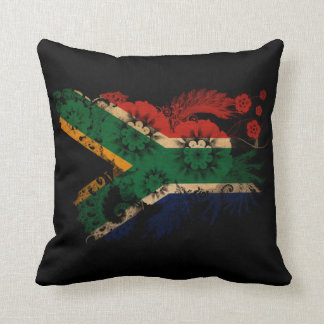 South Africa Flag Pillow