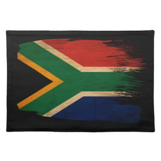 South Africa Flag Placemat