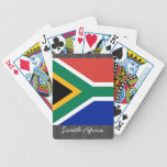 South Africa Flag Playing Cards Bicycle Playing Cards