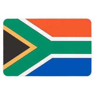 South Africa Flag Rectangular Photo Magnet