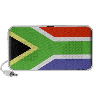 South Africa Flag Mini Speaker
