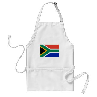 South Africa Flag The MUSEUM Zazzle Gifts Template Adult Apron