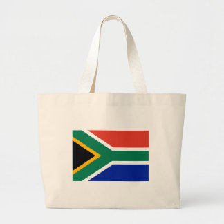 South Africa Flag The MUSEUM Zazzle Gifts Template Jumbo Tote Bag
