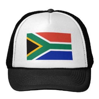 South Africa Flag The MUSEUM Zazzle Gifts Template Trucker Hat