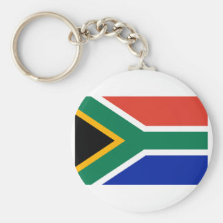 South Africa Flag The MUSEUM Zazzle Gifts Template Basic Round Button Keychain