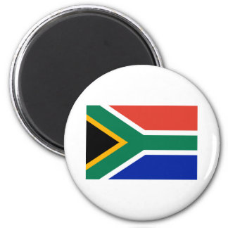 South Africa Flag The MUSEUM Zazzle Gifts Template 2 Inch Round Magnet