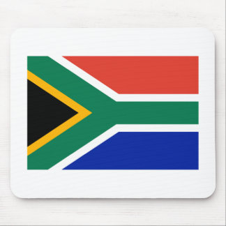 South Africa Flag The MUSEUM Zazzle Gifts Template Mouse Pad