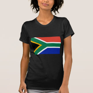 South Africa Flag The MUSEUM Zazzle Gifts Template T Shirts