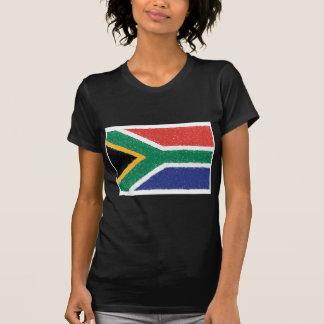 South Africa Flag Theme T-Shirt