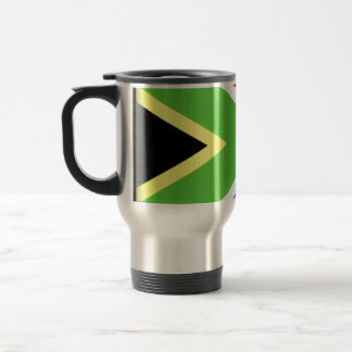 South Africa Flag Travel Mug