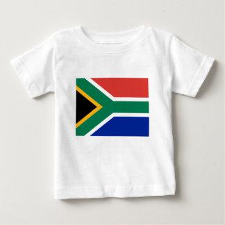 South Africa Flag -  Vlag van Suid-Afrika Baby T-Shirt