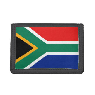 South Africa Flag Wallet