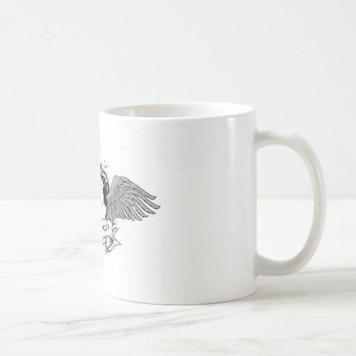 South Africa Football Classic White Coffee Mug