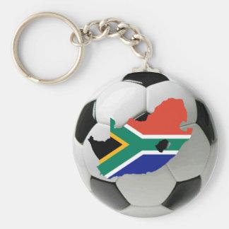 South Africa football Key Chain
