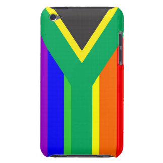 south africa gay proud rainbow flag country barely there iPod covers