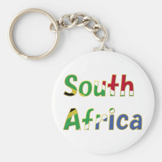 South Africa Goodies Keychains