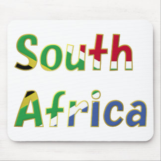 South Africa Goodies Mouse Pad