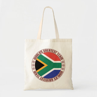 South Africa Greatest Team Budget Tote Bag