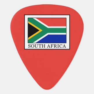 South Africa Guitar Pick