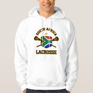 South Africa Hooded Pullover