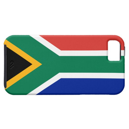 South Africa iPhone SE/5/5s Case