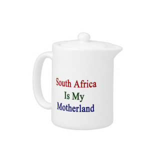 South Africa Is My Motherland