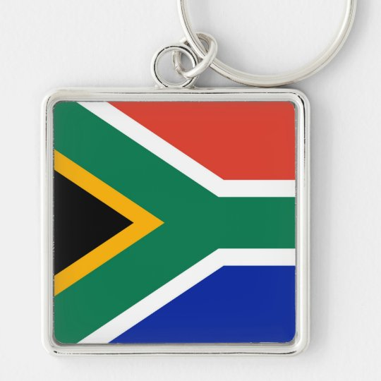 SOUTH AFRICA KEYCHAIN