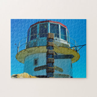 South Africa Lighthouse  Cape Good Hope Signpost Jigsaw Puzzle