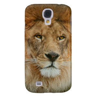 South Africa Majestic Lion Close up Samsung S4 Case