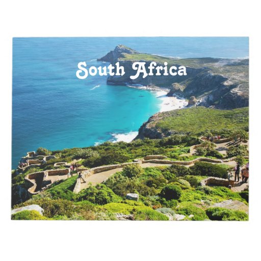 South Africa Memo Note Pad